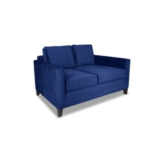 Rockhampton Plush Deep Loveseat by Brayden Studio Reviews