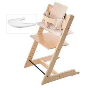 Tripp Trappu00ae Complete High Chair Set