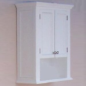 Buying Newport 26.3 W x 34 H Wall Mounted Cabinet ByEmpire Industries
