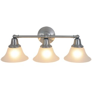 Savings Sonoma 3-Light Vanity Light ByMonument