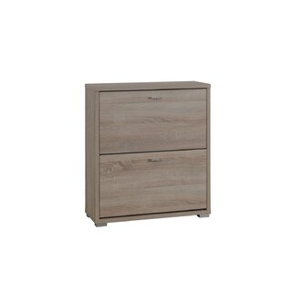 Overturf 12 Pair Shoe Storage Cabinet By 17 Stories