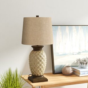 Read Reviews Hisako 33 Table Lamp By Beachcrest Home