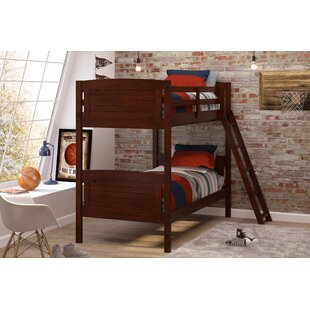 Chelsea Home Furniture Twin over Twin Bunk Bed