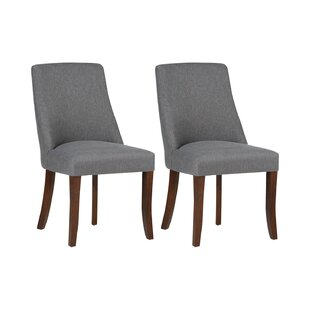 Walden Upholstered Dining Chair (Set Of 2) By Simpli Home