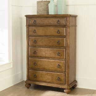 Bayou Breeze Emblyn 6 Drawer Chest