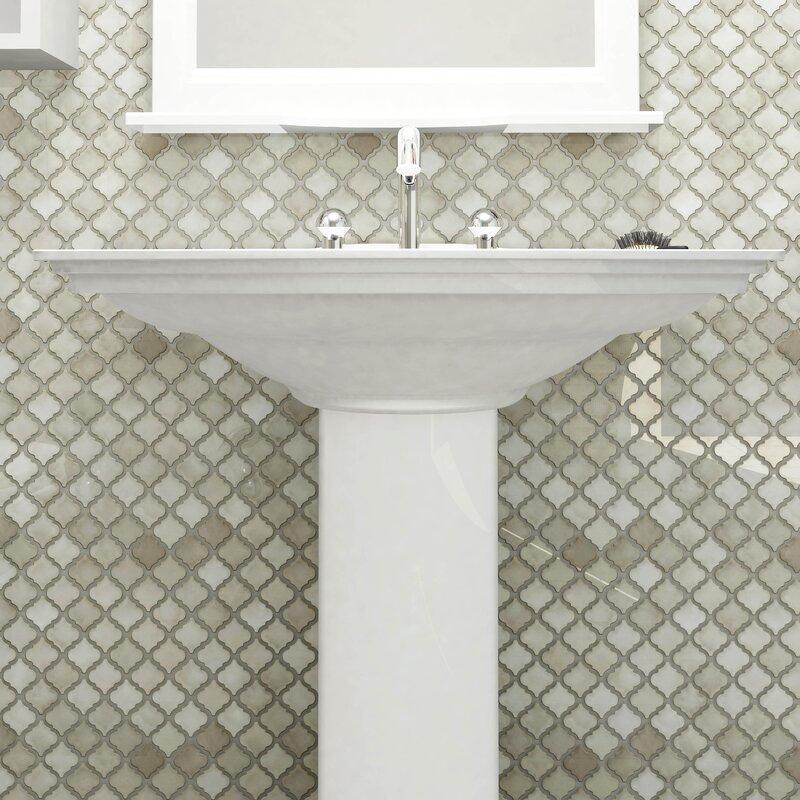 Pharsalia 2 X 25 Porcelain Mosaic Tile