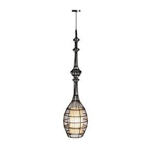 Dambrosio 1-Light Lantern Pendant by Worl..
