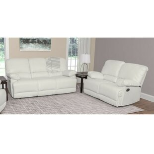 Condron Reclining 2 Piece Living Room Set by Red Barrel Studio