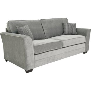 Spalding 3 Seater Sofa By Mercury Row