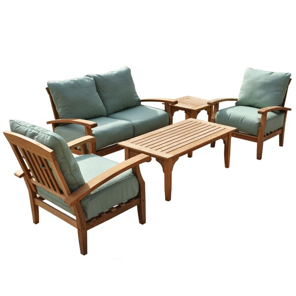 Wood Patio Conversation Sets Up To 60 Off Through 12 26 Wayfair
