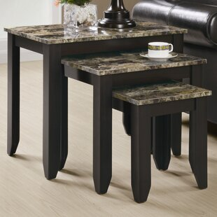 Boneta 3 Piece Nesting Tables ..