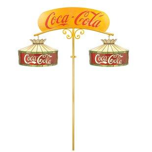Meyda Tiffany 2-Light Post Light