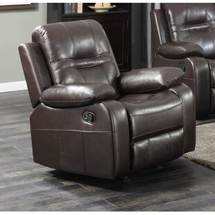 Brassex Napolean Manual Glider Recliner