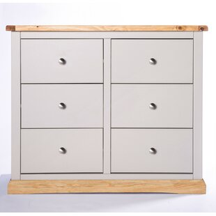 Encinas 6 Drawer Chest By Brambly Cottage