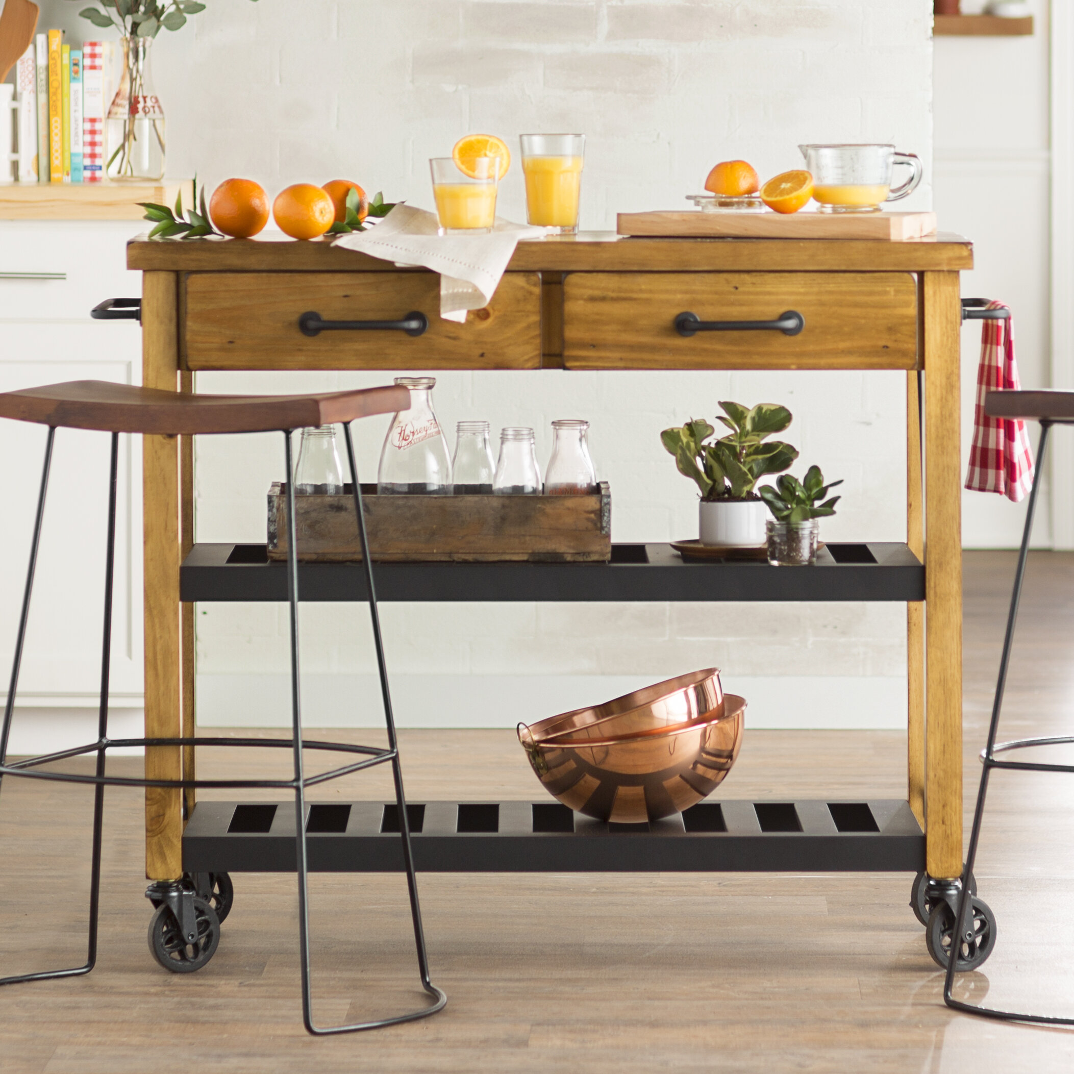 Kitchen Islands & Carts You ll Love