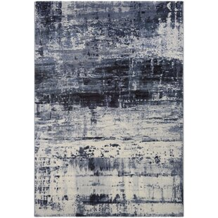 Order Andover Black/Gray Area Rug By Williston Forge