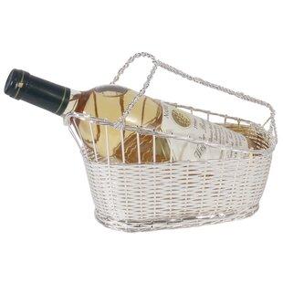 Cedillo 1 Bottle Wine Rack By Rosdorf Park