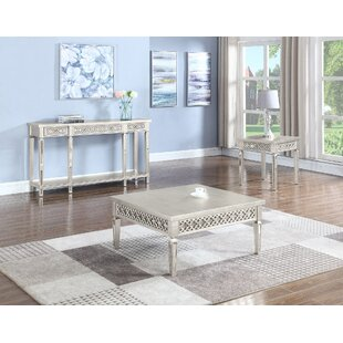 Best Price Blaxcell 2 Piece Coffee Table Set By Rosdorf Park