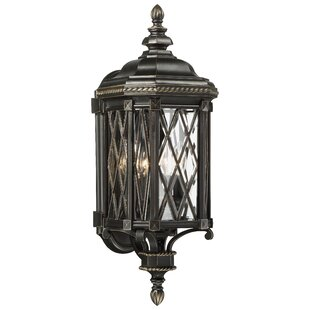 Bexley Manor 4 Light Outdoor Sconce by Mi..
