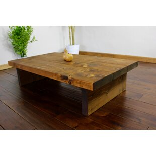 Diamond Hill Rustic Coffee Table