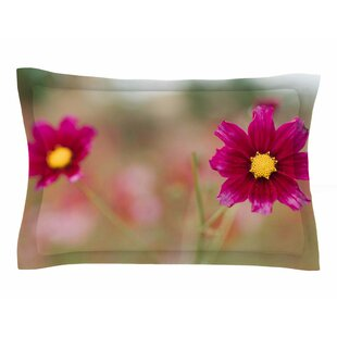 Chelsea Victoria 'Wild for You' Floral Photography Sham