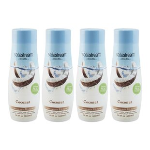 Fruits Coconut Sparkling Drinx Mix (Set Of 4) by SodaStream Great price