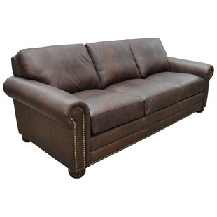 Shop Athens Sofa by Omnia Leather