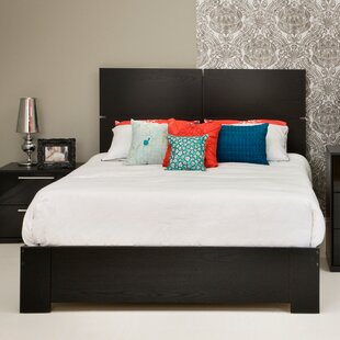 Affordable Price Mikka Queen Platform Bed by South Shore Reviews (2019) & Buyer's Guide