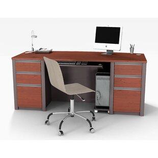 Aurea Executive Desk by Orren Ellis