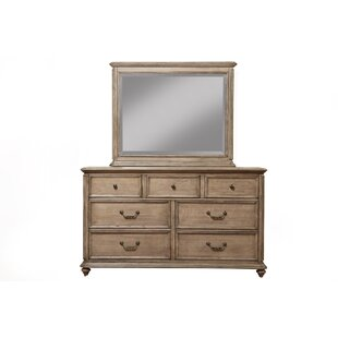 Joutel 7 Drawer Dresser