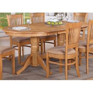 Rockdale 9 Piece Solid Wood Dining Set