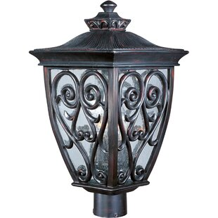 Astoria Grand Pequoig Outdoor 3-Light Lantern Head