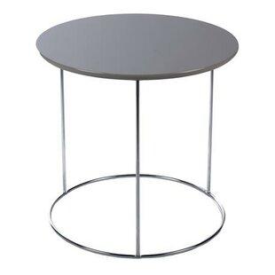 Bedside Round Table.Round Bedside Tables Wayfair Co Uk