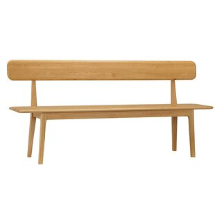 Hanlon Wood Dining Bench By Gracie Oaks