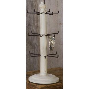 Find a 3-Tier Rotating Free Standing Jewelry Post By Tripar
