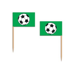 Soccer Ball Pick (Set of 12)