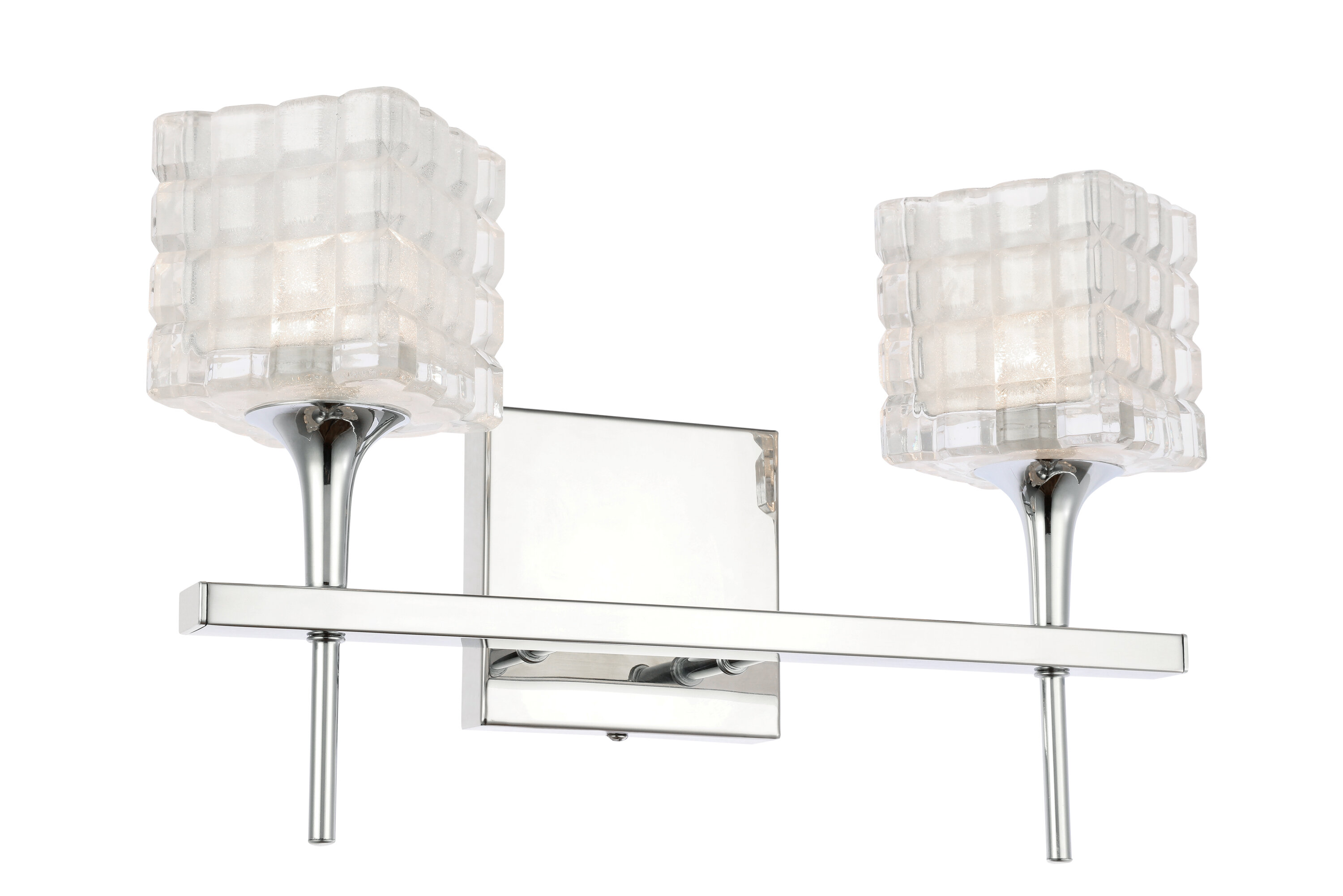 House Of Hampton Romona 2 Light Bath Bar Wayfair