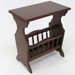 Britton Magazine End Table by ..