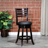 Leflore Bar & Counter Stool by Charlton Home®