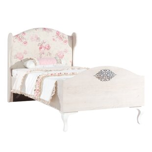 Bax Panel Bed by Harriet Bee