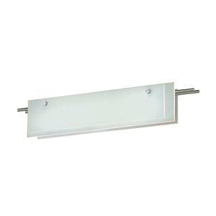 Orren Ellis Varner 1-Light LED Bath Bar