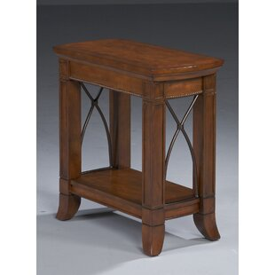 Cathedral End Table by Bernards