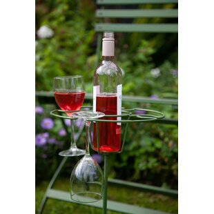 Canipe 1 Bottle Wine Rack By Brambly Cottage