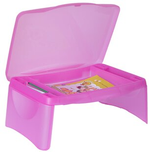 Look for Alberton Kids Portable Translucent Plastic Lap Tray ByZoomie Kids