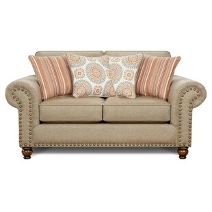 Carnaff Loveseat Darby Home Co