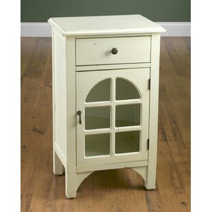 1 Drawer 1 Door Accent Cabinet..