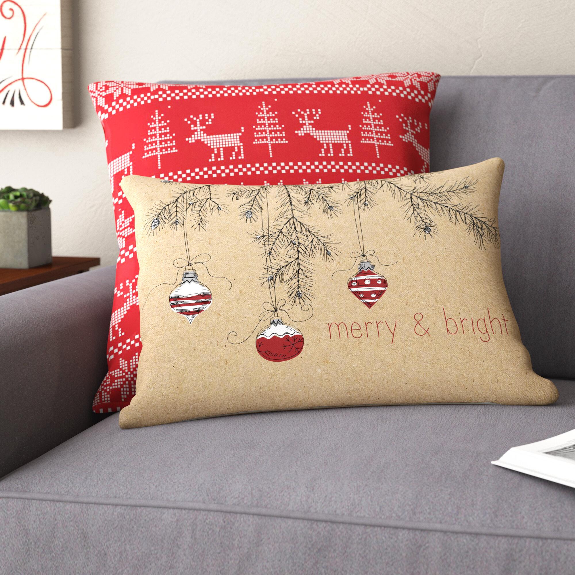 Lumbar Pillows Wayfair