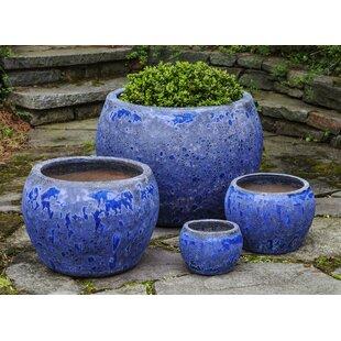 4-Piece Pot Planter Set