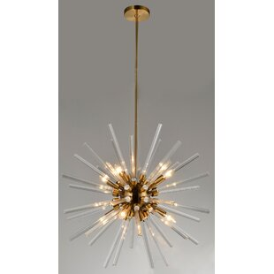 Mercer41 Scout 8-Light Sputnik Chandelier