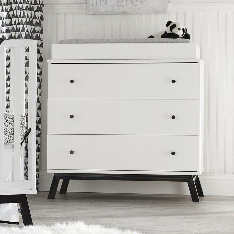 Rowan Valley Lark 3-Drawer Dresser